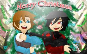 Merry Christmas by kiruru2592