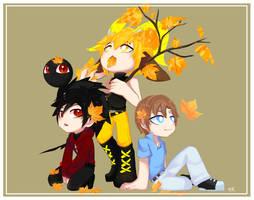 Autumn by kiruru2592