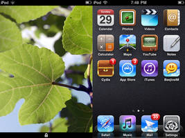 iOS 4 by coltonrabon