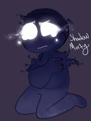 Shadow Morty by stariitea