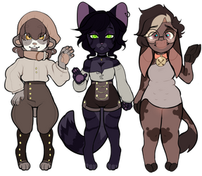 |EMERGENCY| VARIETY ADOPTS |OPEN| by stariitea