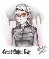 Gerard Arthur Way by dragon-flies