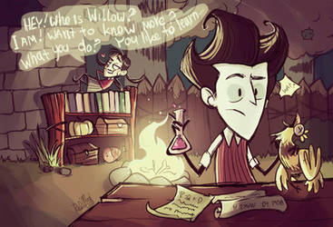 Mabel pick up speech for Wilson by dragon-flies