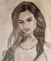 realistic sketch by CCheryl