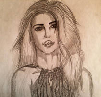 realistic sketch 2 by CCheryl