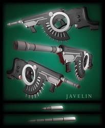 Javelin by malmida