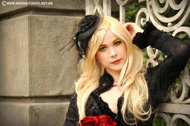 Dark doll - Regina Yuriko by reginayuriko
