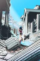 Wonder Woman Colours by Col-Splash