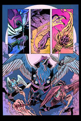 Carriers Issue #2 by Luis Rivera COLOURS by Col-Splash