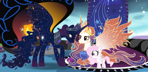 MLP Newborn Princess by VelveagicSentryYT