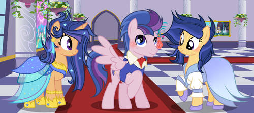 MLP [Next Gen] We on the Grand Galloping Gala by VelveagicSentryYT
