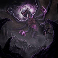 Harvauck - Death Colossus by Jujusaurus