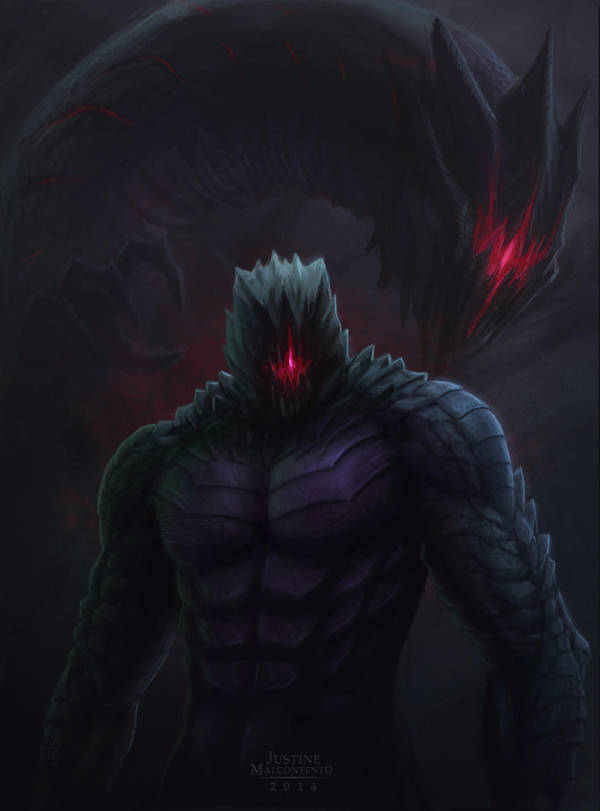 Spectres : Abyssmal Brute by Jujusaurus