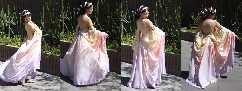 Padme's Lake Dress - Complete by icantthinkofaname-09