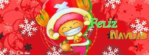 Portada de Navidad de Chopper by Estefania-C