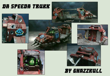 Da Speeda Trukk by Dgs-Krieger