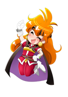 chibi Lina by Apple-Cake