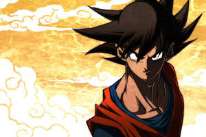 DRAGONBALL:SON GOKUU by GODTAIL