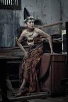 :batik central java: by phutugenique