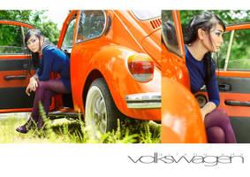 ::VW orange:: by phutugenique