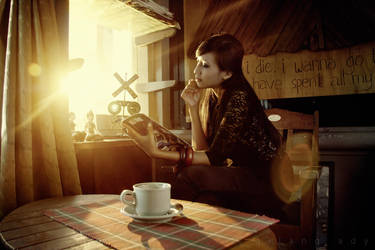 :coffee break:: by phutugenique