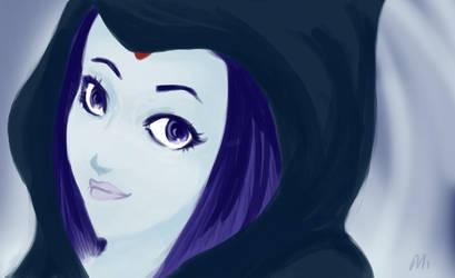 I wanna be a Raven by Mimi-Imi