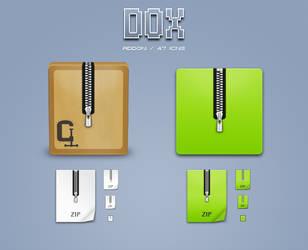 DOX ADDON - Archiver by DeusEx74