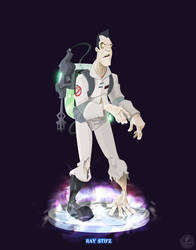 Ghostbusters - Ray Stifz by DanSchoening