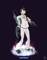 Ghostbusters - Peter Deman by DanSchoening