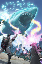 Ghostbusters #13 by DanSchoening