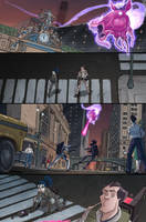 Ghostbusters #9 Page 2 Preview by DanSchoening
