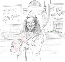 The Butcher of Hell's Kitchen by DanSchoening