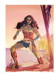 Wonder Woman Day by DanSchoening