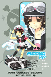 Cheeka's Pixel ID by cheeka-pyo