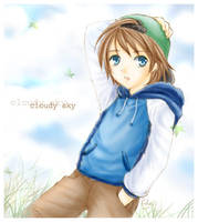 Cloudy Sky by cheeka-pyo