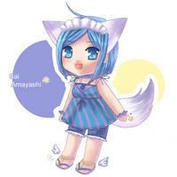 Chibi Sai by cheeka-pyo
