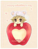 Happy Valentine's Day by cheeka-pyo