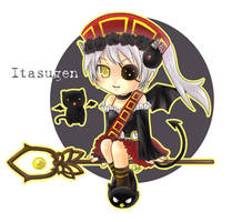 Gaia Online : Itasugen by cheeka-pyo