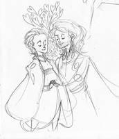Thor and Loki by rompopita