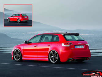 Audi RS3 by Boban031