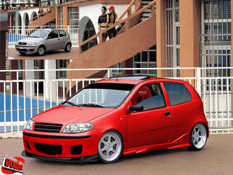 Fiat Punto by Boban031