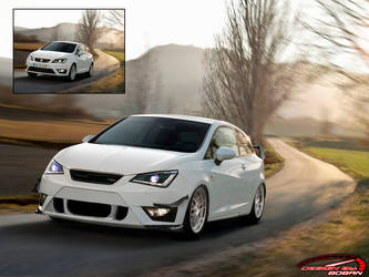Seat Ibiza by Boban031