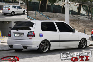 VW Golf 3 GTI by Boban031