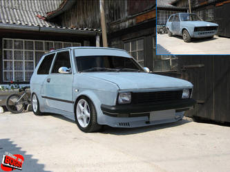 Yugo 55 by Boban031