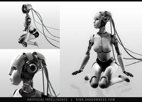 Artificial Intelligence by rinn345