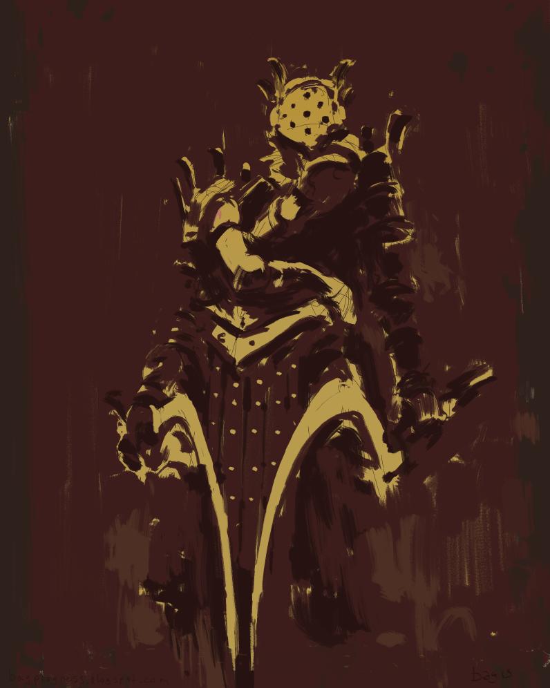 Knight Lautrec - Dark Souls by onestepart
