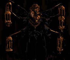 Pinwheel - Dark Souls by onestepart