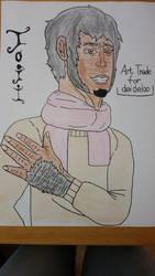 Art Trade: Joji by Jotarion