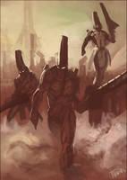 :No Gods, No Masters: by martinhoulden