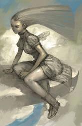 :Token Wings: by martinhoulden